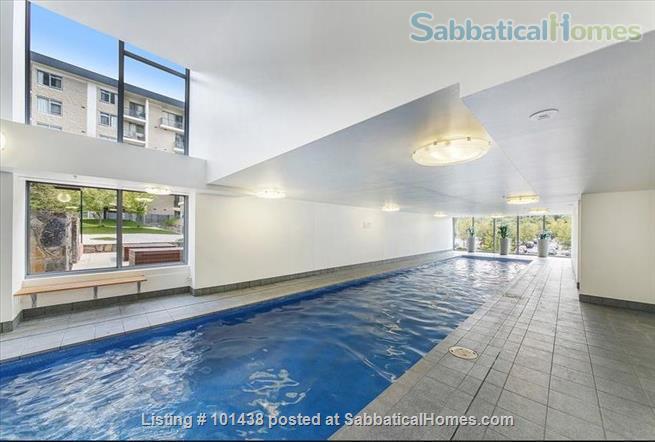 Stylish apartment alongside Australian National University (ANU) Home Exchange in Canberra, ACT, Australia 7