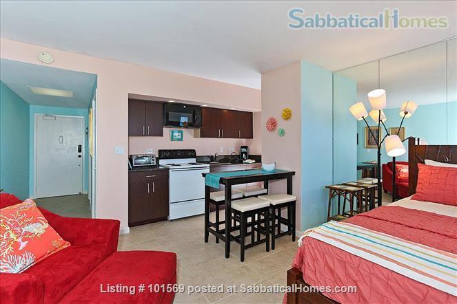 Waikiki Beachfront Gem Home Rental in Honolulu, Hawaii, United States 0