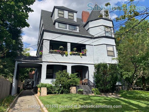 Brookline, unique location, (3Br/2Bthr)  Home Rental in Brookline, Massachusetts, United States 1