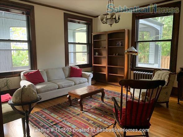 Brookline, unique location, (3Br/2Bthr)  Home Rental in Brookline, Massachusetts, United States 0