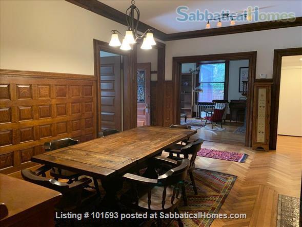 Brookline, unique location, (3Br/2Bthr)  Home Rental in Brookline, Massachusetts, United States 2