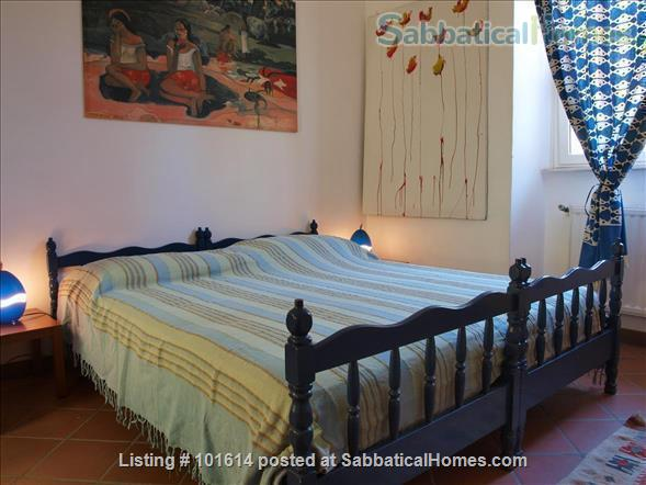 flat in Trastevere with terrace Home Rental in Rome, Lazio, Italy 4