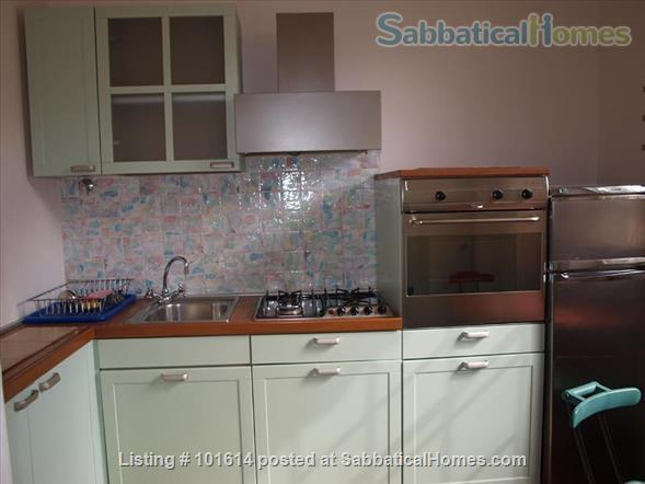 flat in Trastevere with terrace Home Rental in Rome, Lazio, Italy 5