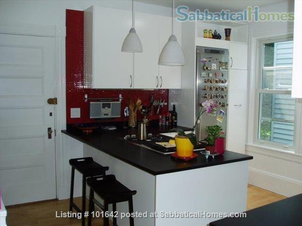 Harvard Sq, Cambridge, Beautiful, furnished 3BR 1200sqf apt. with backporch Home Rental in Cambridge, Massachusetts, United States 0