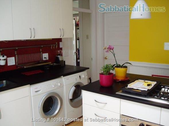 Harvard Sq, Cambridge, Beautiful, furnished 3BR 1200sqf apt. with backporch Home Rental in Cambridge, Massachusetts, United States 2