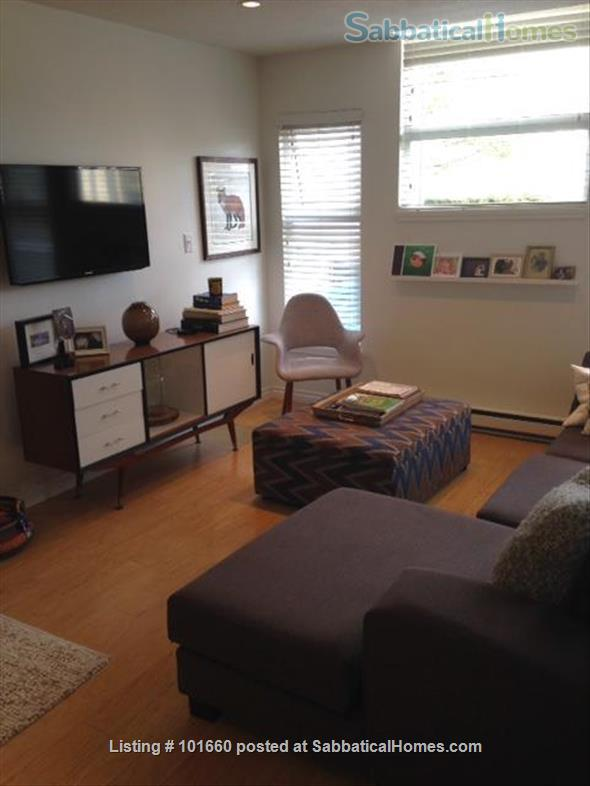 Furnished family friendly 2 bed plus office/baby room  - Children's/VGH and Douglas Park Home Rental in Vancouver, British Columbia, Canada 0