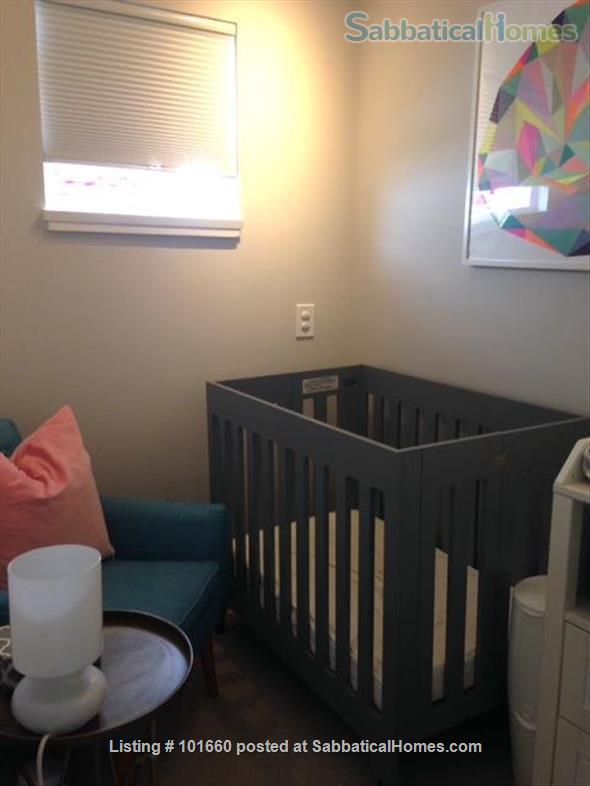 Furnished family friendly 2 bed plus office/baby room  - Children's/VGH and Douglas Park Home Rental in Vancouver, British Columbia, Canada 3