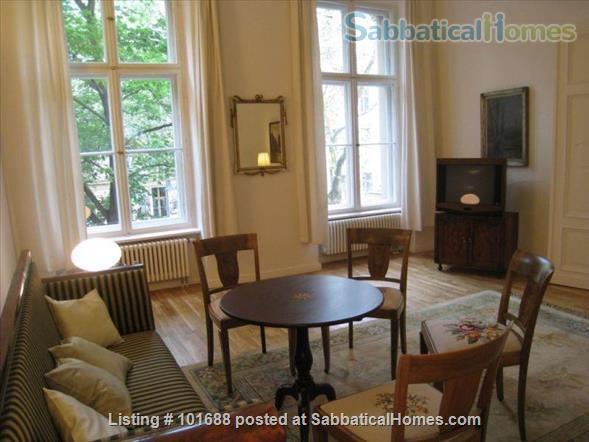 Spacious Apartment at Kollwitzplatz in Prenzlauer Berg, Central and Quiet  Home Rental in Berlin, Berlin, Germany 1