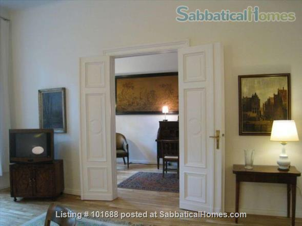 Spacious Apartment at Kollwitzplatz in Prenzlauer Berg, Central and Quiet  Home Rental in Berlin, Berlin, Germany 2
