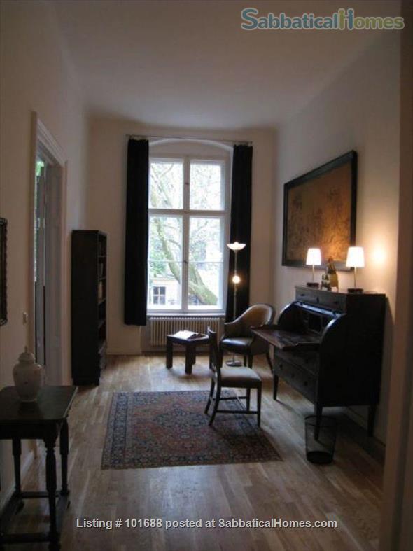 Spacious Apartment at Kollwitzplatz in Prenzlauer Berg, Central and Quiet  Home Rental in Berlin, Berlin, Germany 4