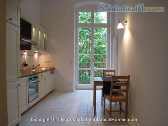 Spacious Apartment at Kollwitzplatz in Prenzlauer Berg, Central and Quiet  Home Rental in Berlin, Berlin, Germany 5