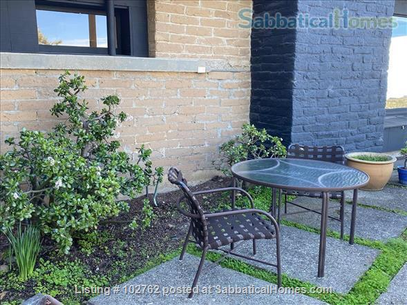 Master suite in  Berkeley Hills Home: Separate Private Entrance Home Rental in Berkeley, California, United States 3