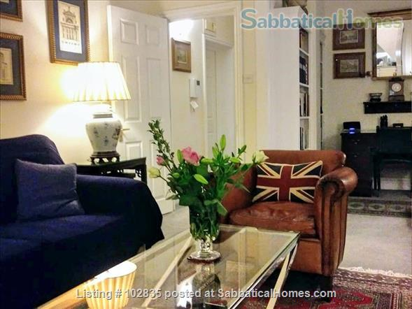 One Bedroom Apartment  Central London - 2 mins walk  from Westminster Abbey Home Rental in Greater London, England, United Kingdom 9