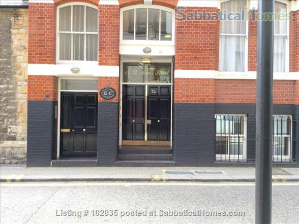 One Bedroom Apartment  Central London - 2 mins walk  from Westminster Abbey Home Rental in Greater London, England, United Kingdom 0