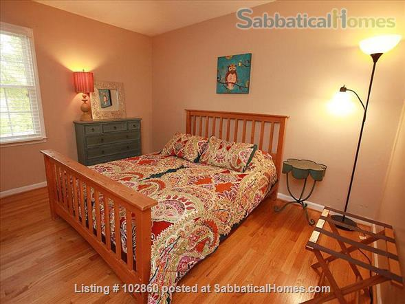 Charming West Raleigh Home near NC State University, Lake Johnson & Downtown Raleigh  Home Rental in Raleigh, North Carolina, United States 1