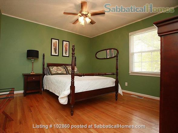 Charming West Raleigh Home near NC State University, Lake Johnson & Downtown Raleigh  Home Rental in Raleigh, North Carolina, United States 5