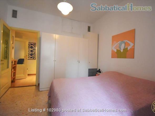 Piazza del Popolo 4 bed, exclusive apartment, in pedestrian via flaminia area  Home Rental in Roma, Lazio, Italy 9