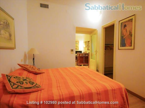Piazza del Popolo 4 bed, exclusive apartment, in pedestrian via flaminia area  Home Rental in Roma, Lazio, Italy 4