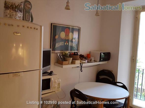 Piazza del Popolo 4 bed, exclusive apartment, in pedestrian via flaminia area  Home Rental in Roma, Lazio, Italy 6