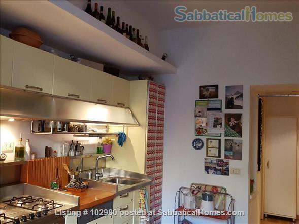 Piazza del Popolo 4 bed, exclusive apartment, in pedestrian via flaminia area  Home Rental in Roma, Lazio, Italy 7