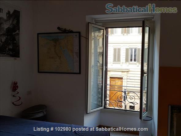 Piazza del Popolo 4 bed, exclusive apartment, in pedestrian via flaminia area  Home Rental in Roma, Lazio, Italy 8