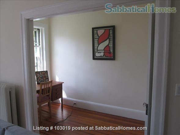 Beautiful, Sunny Apartment near Harvard Square Home Rental in Cambridge, Massachusetts, United States 3