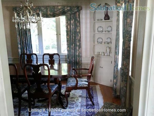 Belmont Colonial Home Rental in Belmont, Massachusetts, United States 0