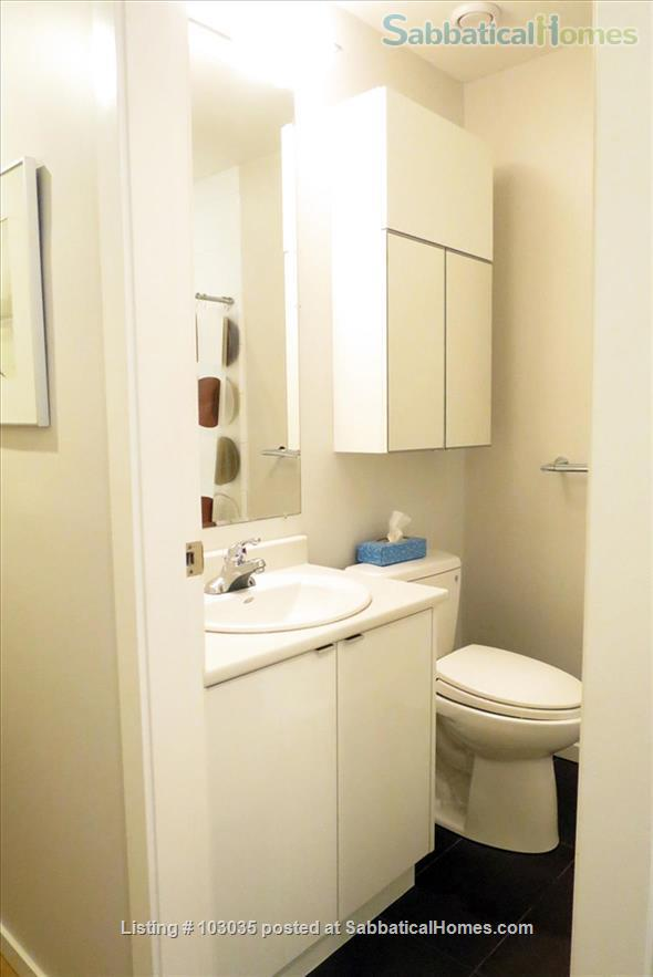 North Burnaby (near Vancouver) 1-Bedroom Suite Home Rental in Burnaby, British Columbia, Canada 9