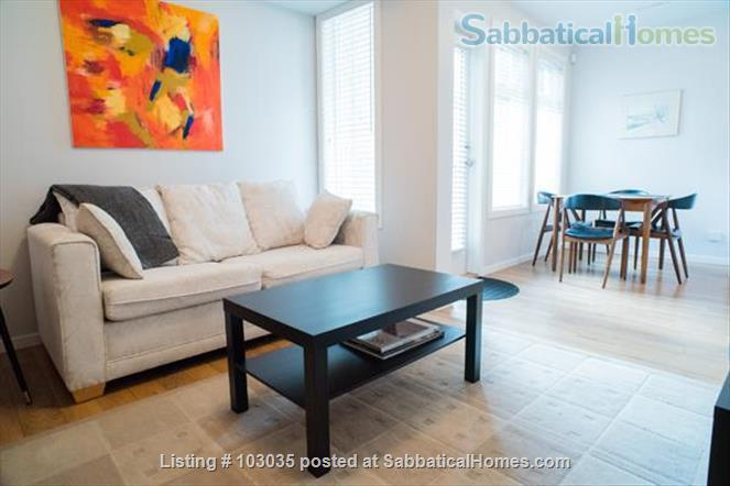 North Burnaby (near Vancouver) 1-Bedroom Suite Home Rental in Burnaby, British Columbia, Canada 1