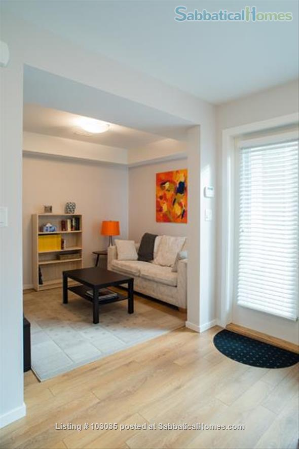 North Burnaby (near Vancouver) 1-Bedroom Suite Home Rental in Burnaby, British Columbia, Canada 0