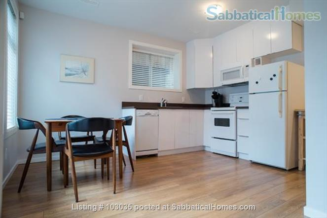 North Burnaby (near Vancouver) 1-Bedroom Suite Home Rental in Burnaby, British Columbia, Canada 2