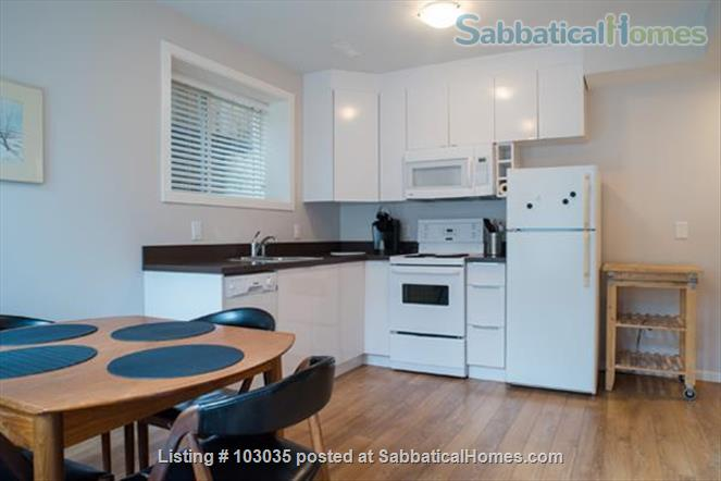North Burnaby (near Vancouver) 1-Bedroom Suite Home Rental in Burnaby, British Columbia, Canada 4