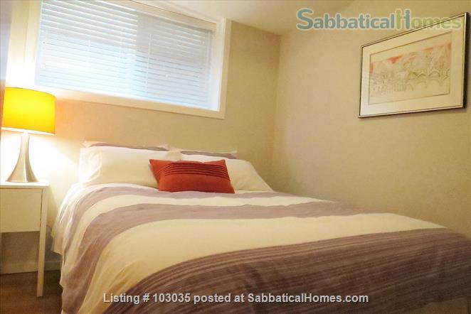 North Burnaby (near Vancouver) 1-Bedroom Suite Home Rental in Burnaby, British Columbia, Canada 6
