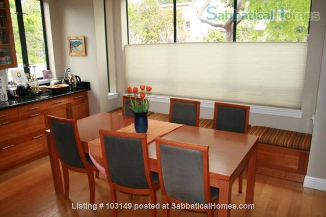 North Berkeley Town Home: 3 story, 3 bedrooms, 3 baths with GG view Home Rental in Berkeley, California, United States 5