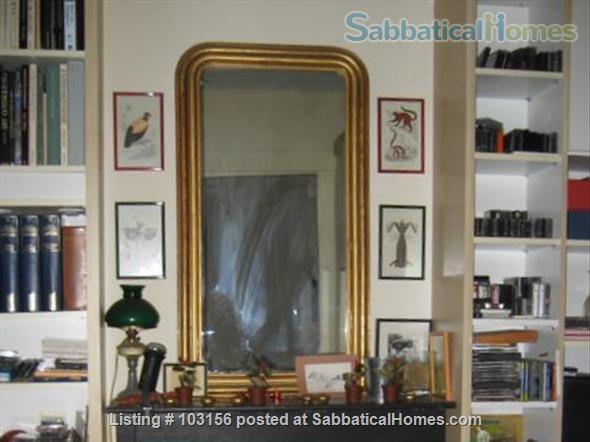 Two-room  Apartment in Paris 11° for Four Months Home Rental in Paris, Île-de-France, France 1