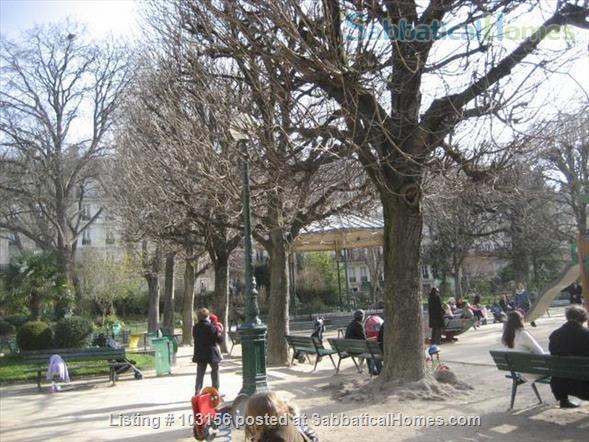 Two-room  Apartment in Paris 11° for Four Months Home Rental in Paris, Île-de-France, France 6