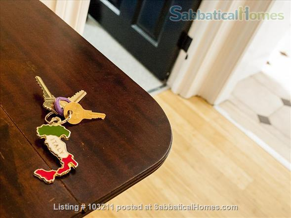 Sunny and quiet one bedroom apartment in Little Italy Home Rental in Ottawa, Ontario, Canada 9