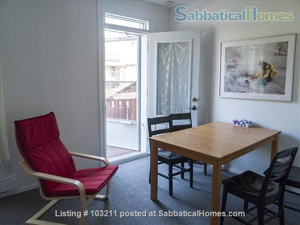 Sunny and quiet one bedroom apartment in Little Italy Home Rental in Ottawa, Ontario, Canada 0