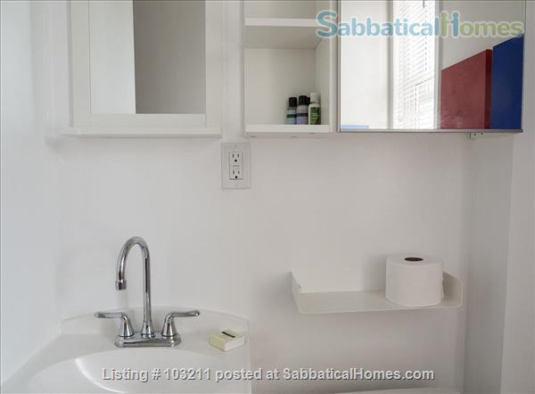 Sunny and quiet one bedroom apartment in Little Italy Home Rental in Ottawa, Ontario, Canada 4