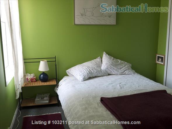 Sunny and quiet one bedroom apartment in Little Italy Home Rental in Ottawa, Ontario, Canada 5
