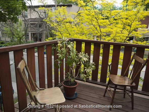 Sunny and quiet one bedroom apartment in Little Italy Home Rental in Ottawa, Ontario, Canada 8