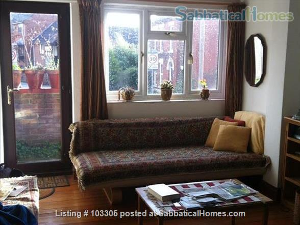 Ecologially-renovated terraced house Home Rental in Norfolk, England, United Kingdom 1