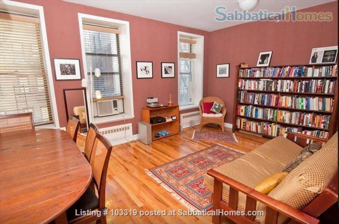 Bright, spacious, furnished 2 bedroom in Manhattan avail Sept 1 Home Rental in New York, New York, United States 0