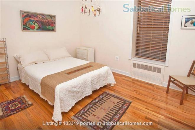 Bright, spacious, furnished 2 bedroom in Manhattan avail Sept 1 Home Rental in New York, New York, United States 1