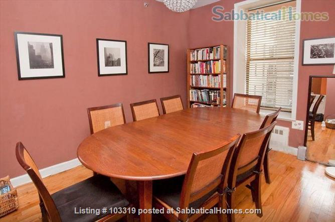 Bright, spacious, furnished 2 bedroom in Manhattan avail Sept 1 Home Rental in New York, New York, United States 6