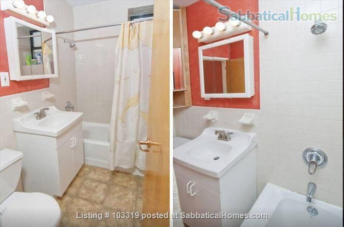 Bright, spacious, furnished 2 bedroom in Manhattan avail Sept 1 Home Rental in New York, New York, United States 7