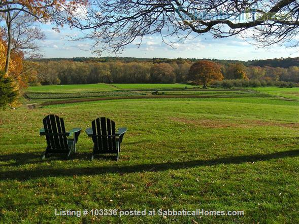 Country Homestead overlooking Hutchins Farm Home Rental in Concord, Massachusetts, United States 0