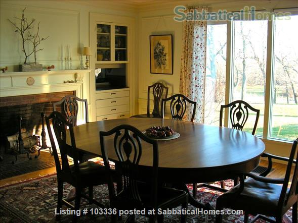 Country Homestead overlooking Hutchins Farm Home Rental in Concord, Massachusetts, United States 4