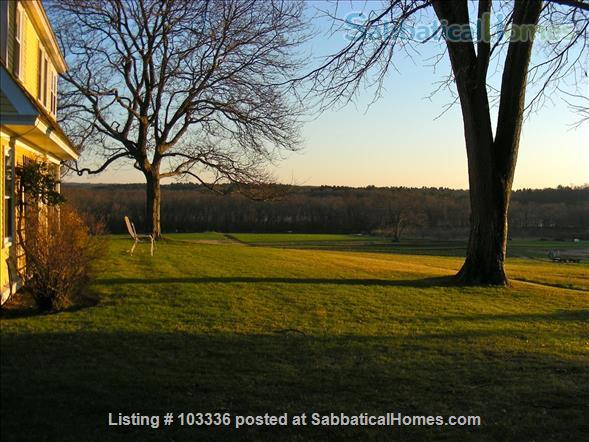 Country Homestead overlooking Hutchins Farm Home Rental in Concord, Massachusetts, United States 7