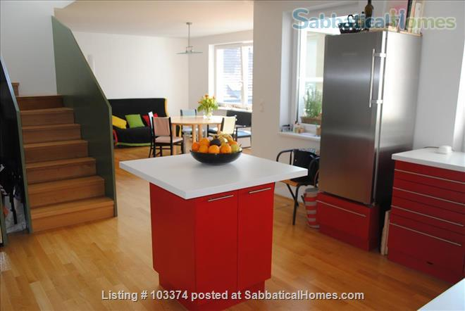 7th district Sunny Apartment in Vienna Austria Home Rental in Wien, Wien, Austria 1